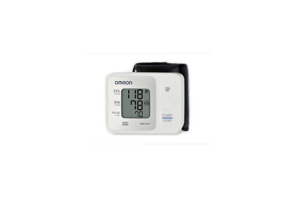 Wrist Blood Pressure Monitor HEM-6121 Basic
